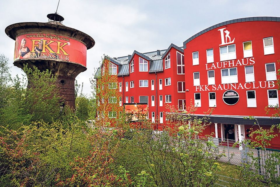 Red Light Districts of Deutschland - FKK Sauna Club and