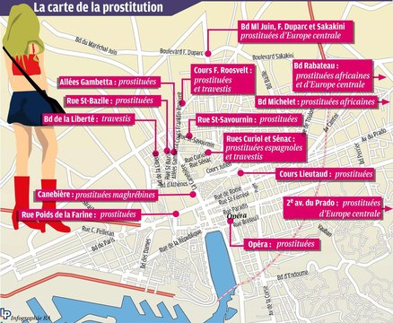 rues prostituees paris