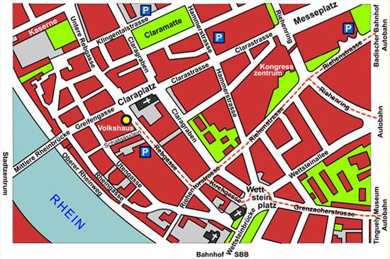 Light district red basel Basel Nightlife: