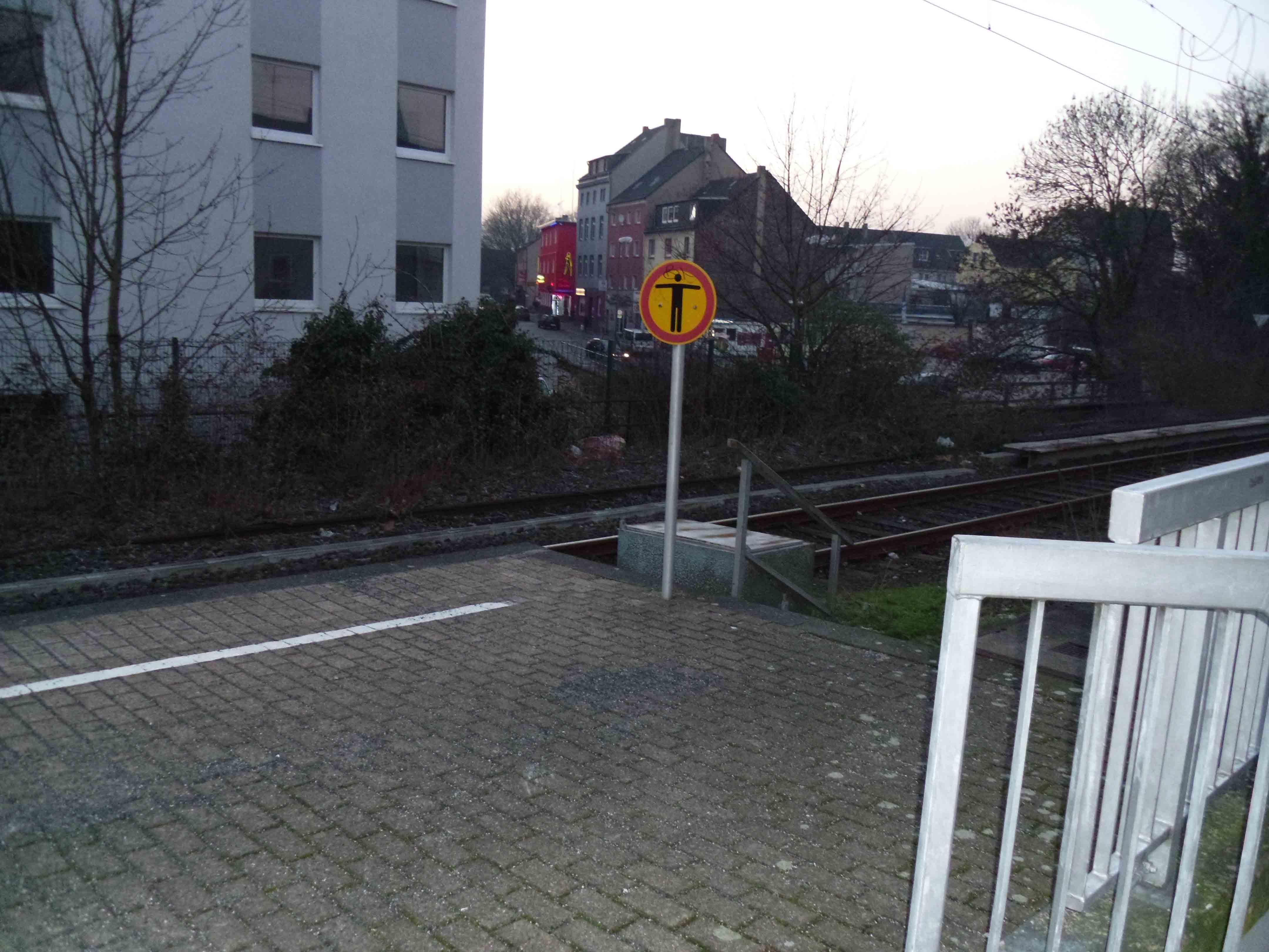 . Im Winkel  Red Light District of Bochum