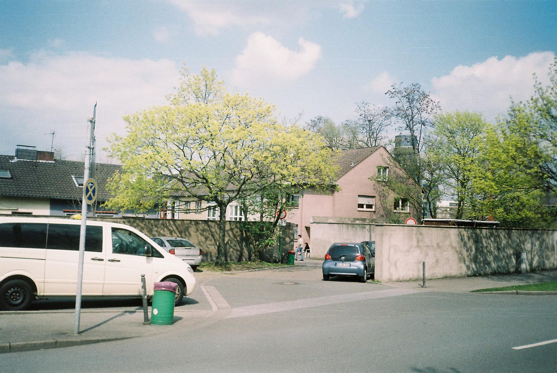 Red Light District of Essen